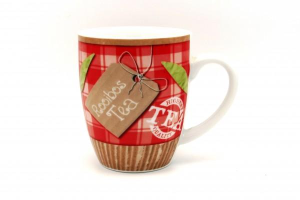 """Becher """"Rooibos Tea"""""""