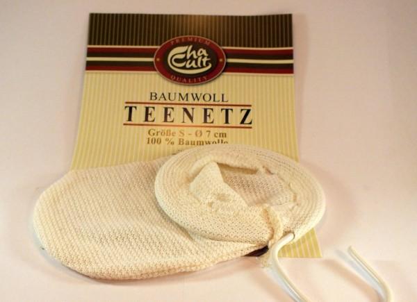 Netz Baumwollfillter Teefilter für 1-3 Tassen