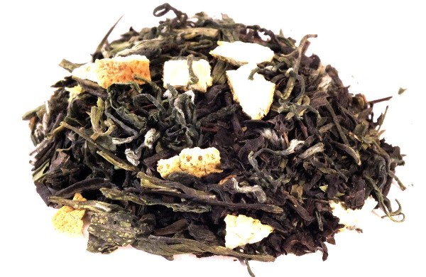 St. Pauli Molenfeuer Green-Oolong-Black Blend