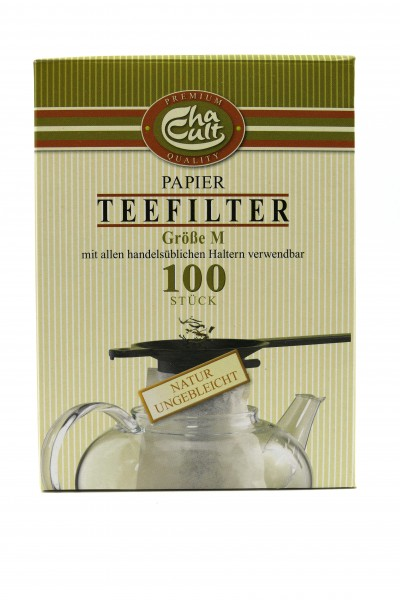 "TEEFILTER-PAPIER ""M"""