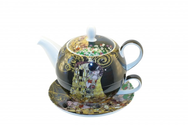 "Tea-For-One-Set ""Klimt"""