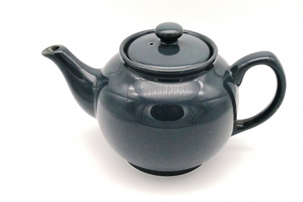 Teekanne grau 1,0 Liter