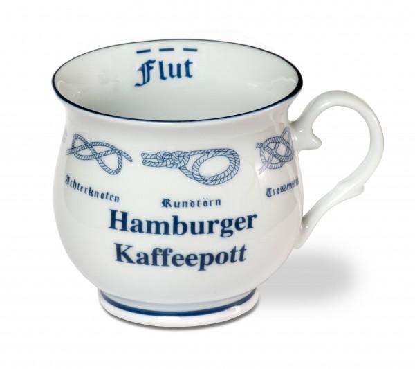 Hamburger Kaffeepott