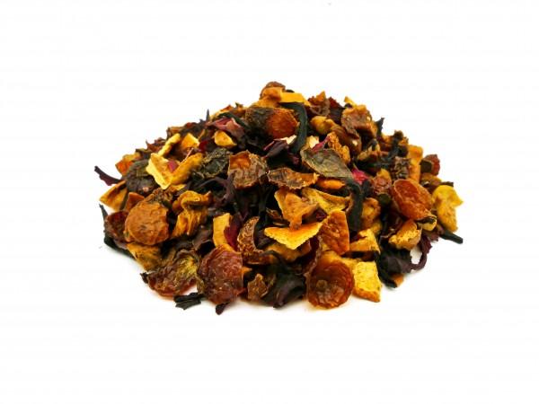 BIO Orange-Maracuja-Früchtchen Sylter Hausrezept