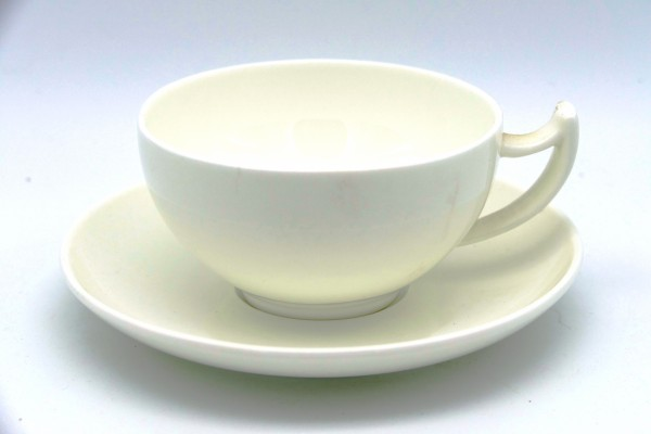 """Teetasse mit Untere """"Epsilon"""""""