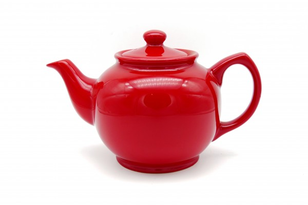 Teekanne rot, 0,8 Liter