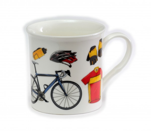 "Becher ""Bicycles"""