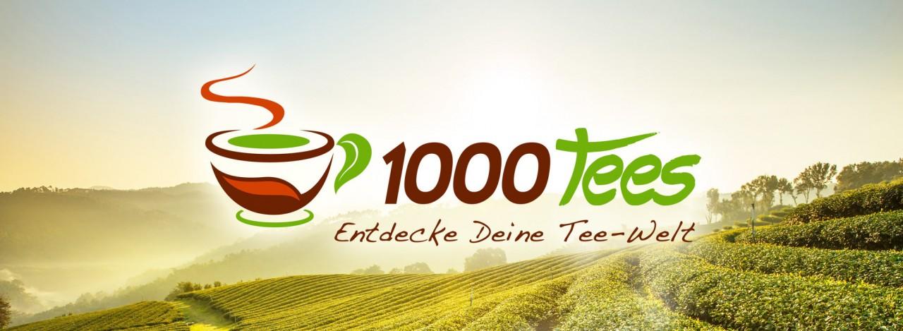 1000tees Entdecke Deine Tee-Welt