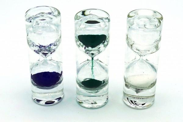 Tee-Sanduhr Glas
