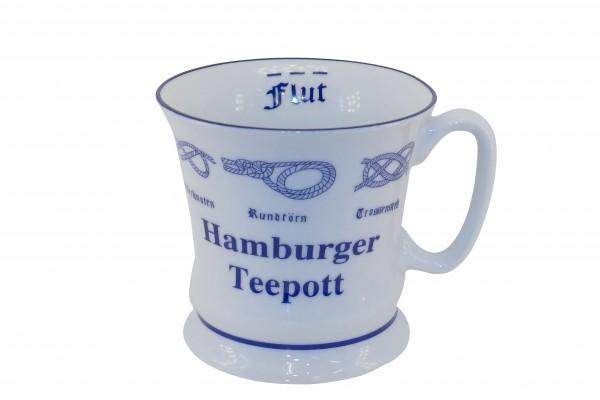 Hamburger Teepott gerade