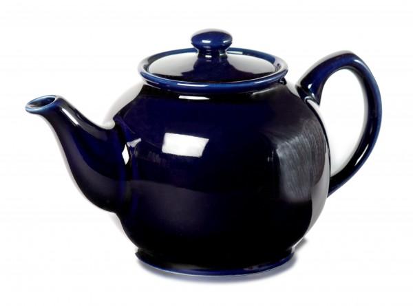 Teekanne dunkelblau 1,0 Liter