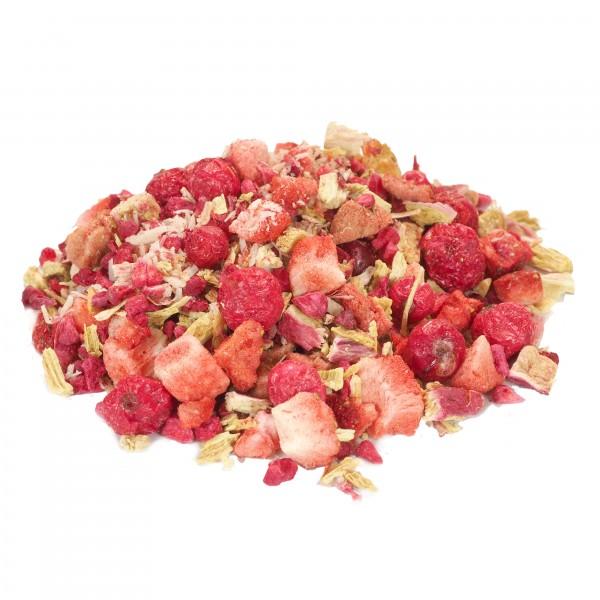 Erdbeer Himbeer Früchtemischung