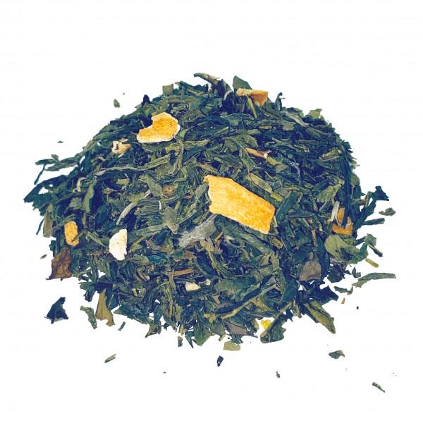 Grünteepfund Zitrone Grüner Tee Premium-Blend