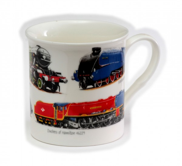 "Becher ""Classic Trains"""