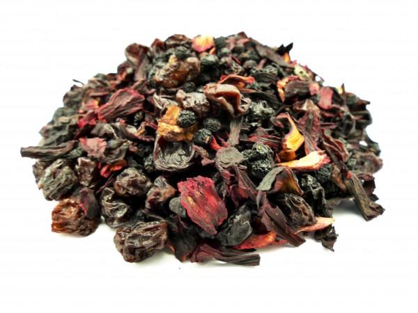 Roode-Grütt-Früchtchen Sylter Hausrezept