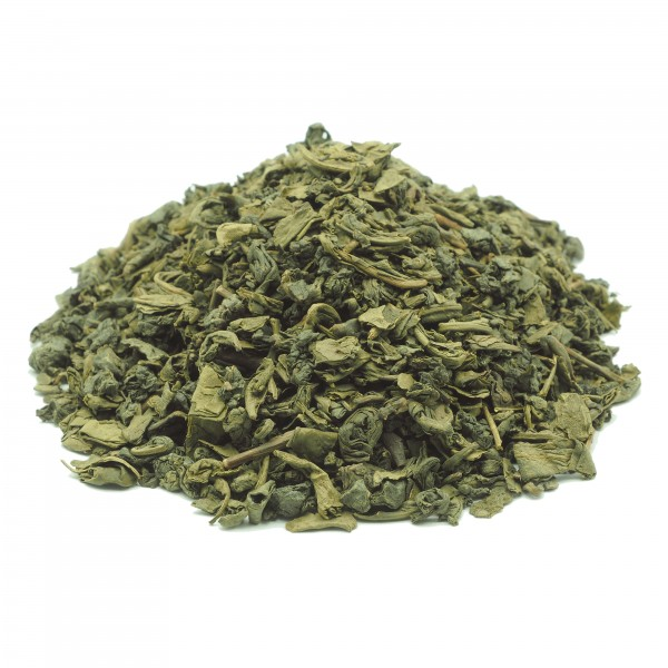 Gunpowder Zhu-Cha Pingshui Pearl Tea Mediumgrown